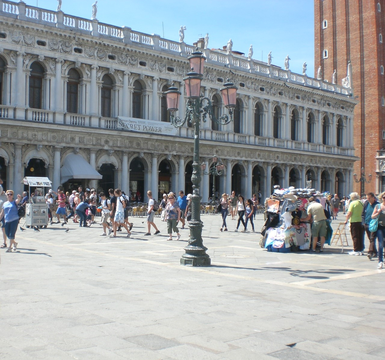 venice italy st marks square