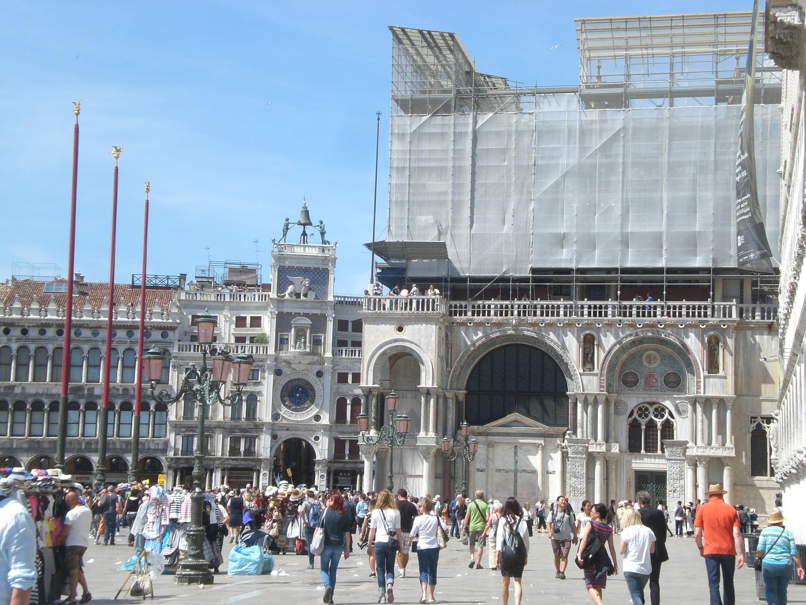 venice italy st marks basilica