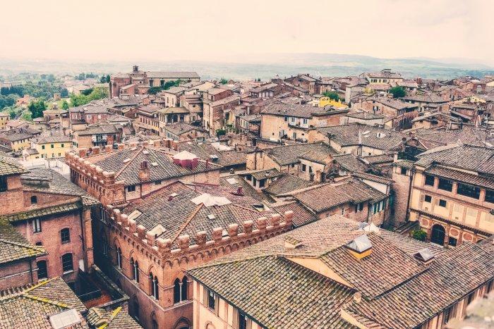 Soak in the Tuscan sun in Siena, Italy