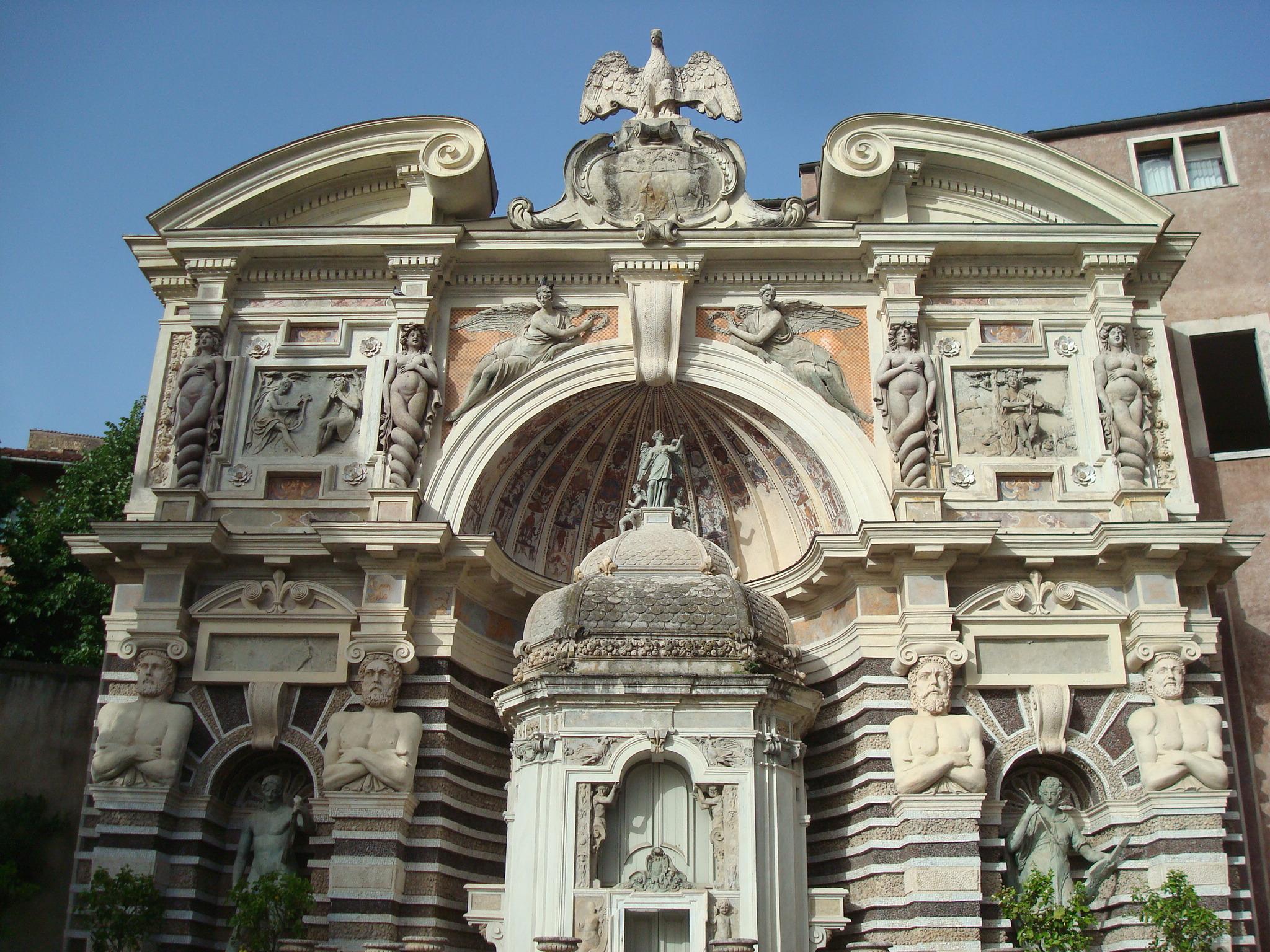 Villa D'Este building