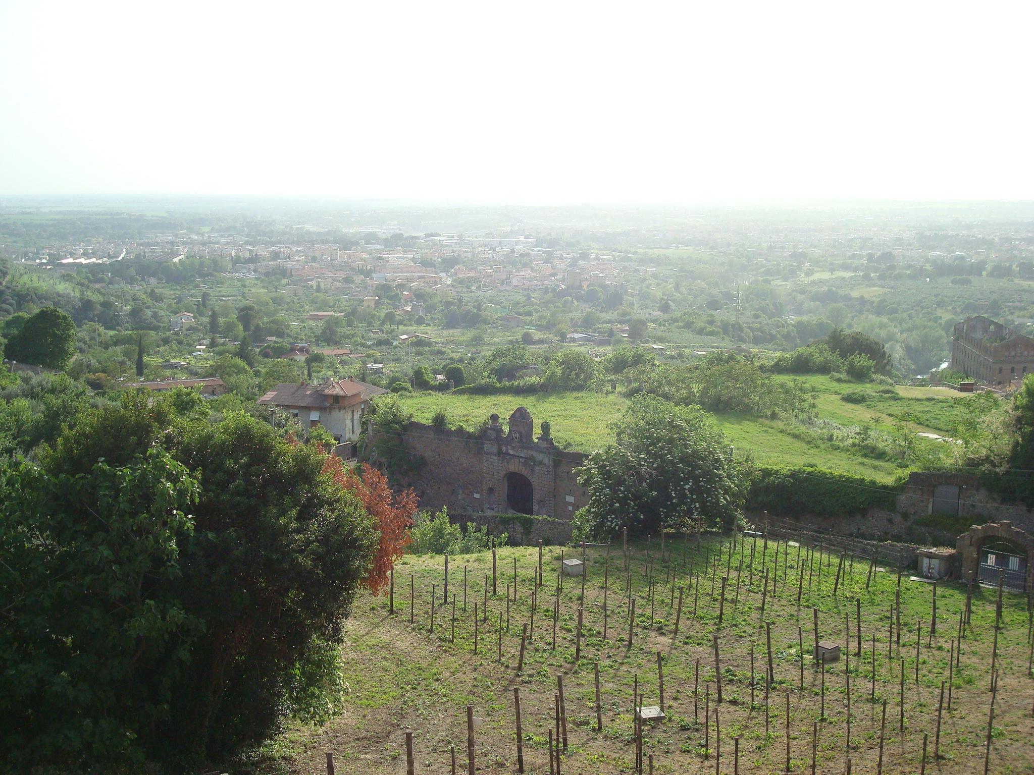 Villa D'Este countryside