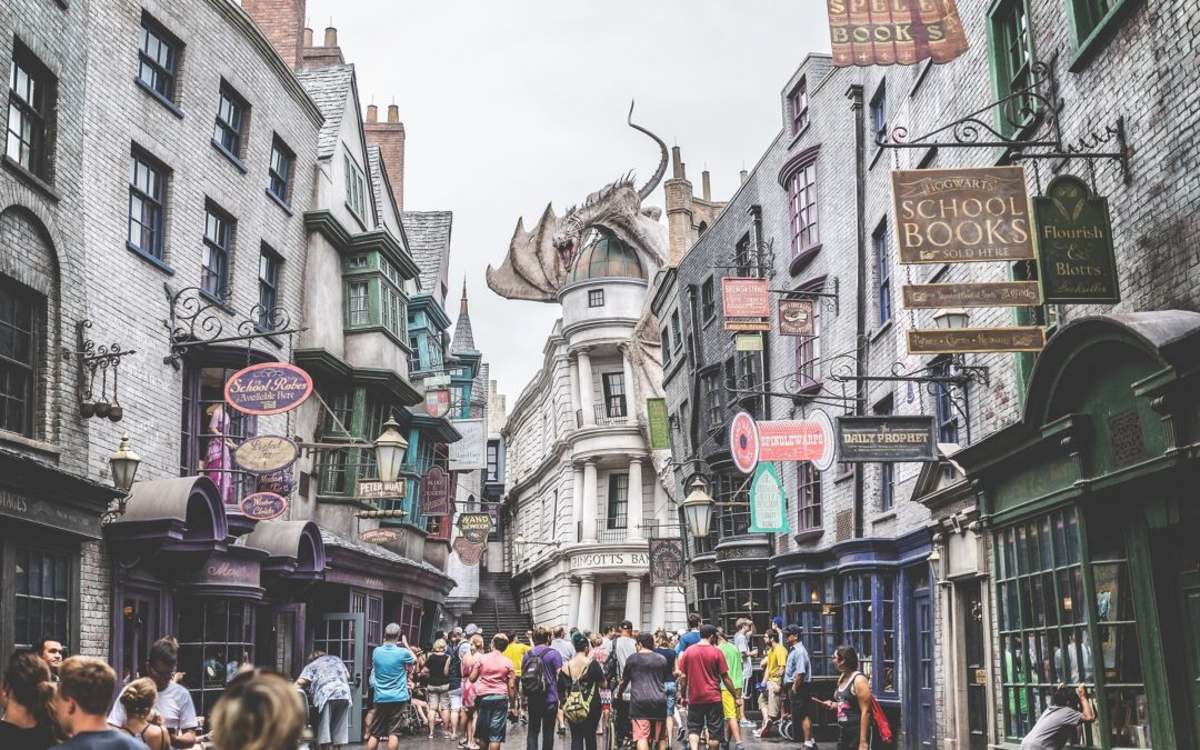 How to plan a trip to Universal Orlando theme parks