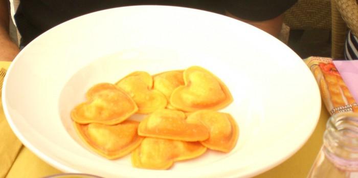 heart ravioli verona