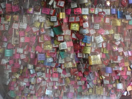 love locks verona