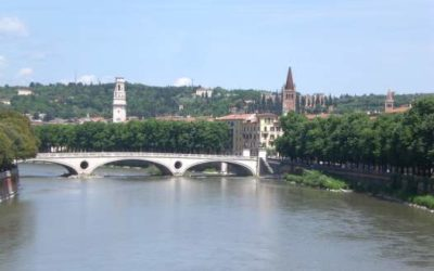 Verona, Italy and all her lovely sights