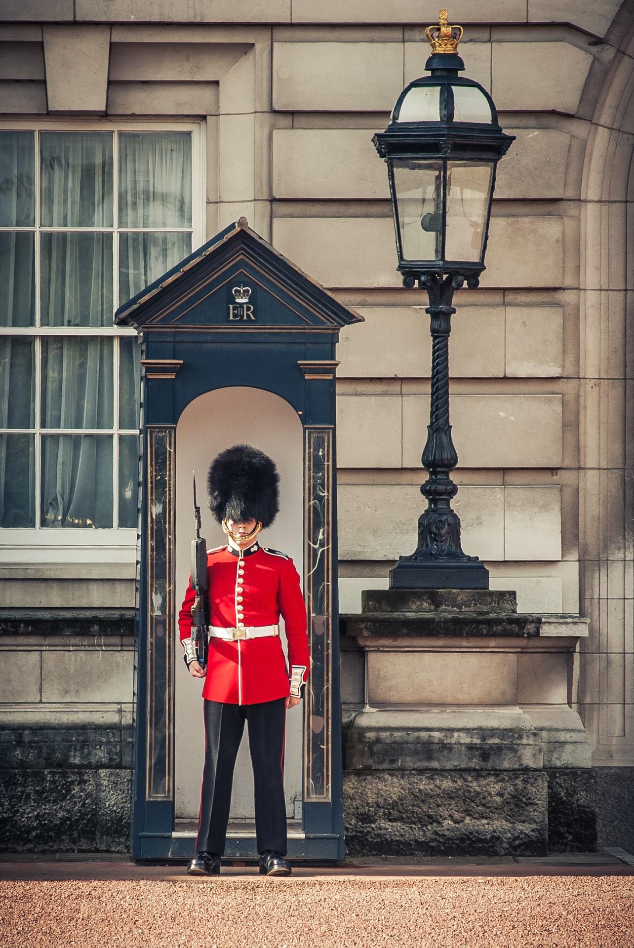 Royal Tour of London