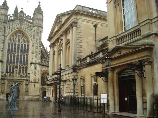 visit bath abbey