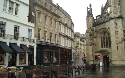 Visit Bath on a beautiful day trip from London