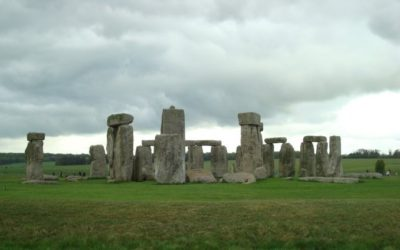 Explore mysterious Stonehenge and nearby Lacock, Wiltshire.