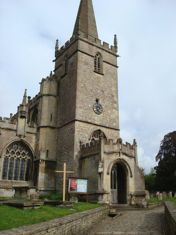 stonehenge lacock
